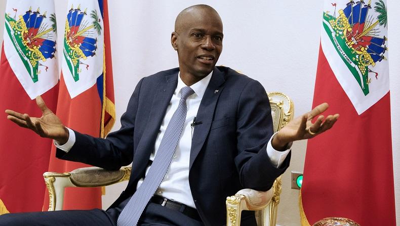 Presiden Haiti Tewas Ditembak Tentara Bayaran