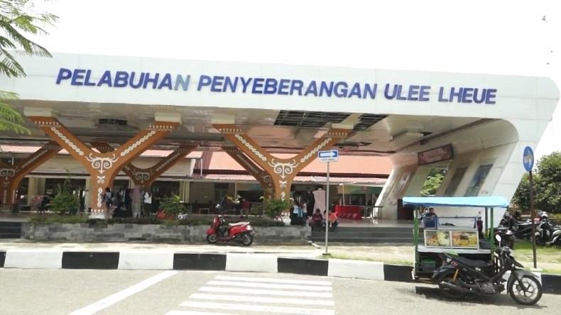 Banda Aceh Zona Merah, Tes Acak Dilakukan di Pelabuhan Ulee Lheue