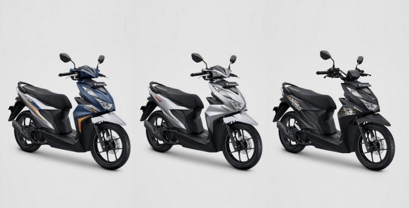 Honda BeAT Dapat Suntikan Warna Baru, Intip Spesifikasi dan Harganya