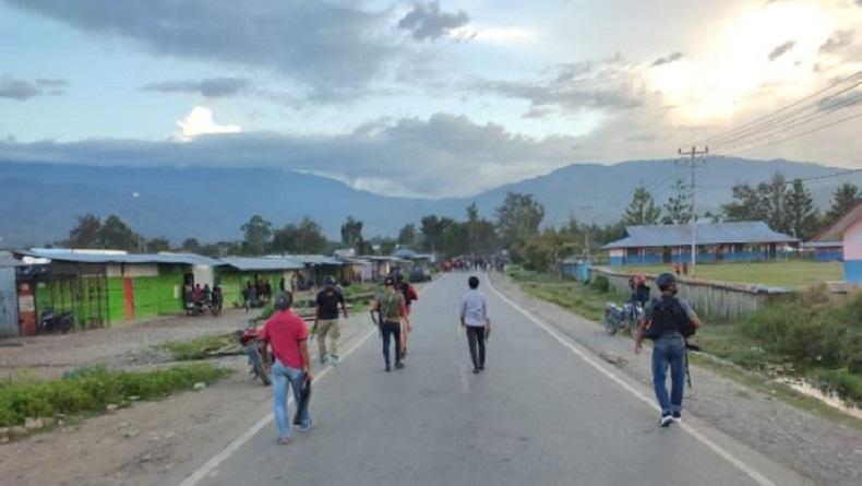 Lerai Bentrok Warga di Wamena, 1 Anggota Polres Jayawijaya Luka Kena Panah