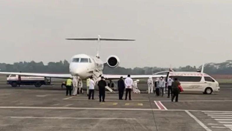 Pangeran Saudi Kerahkan Pesawat Khusus Evakuasi Warga yang Positif Covid-19 dari Indonesia