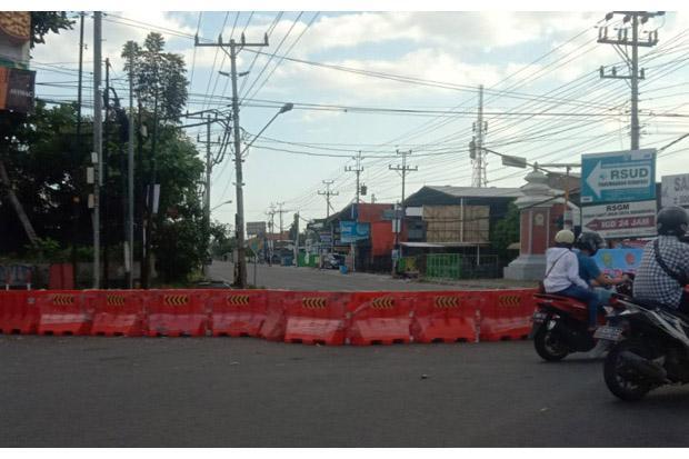 Jalan di DIY Akan Dibuka Tutup jika PPKM Darurat Diperpanjang