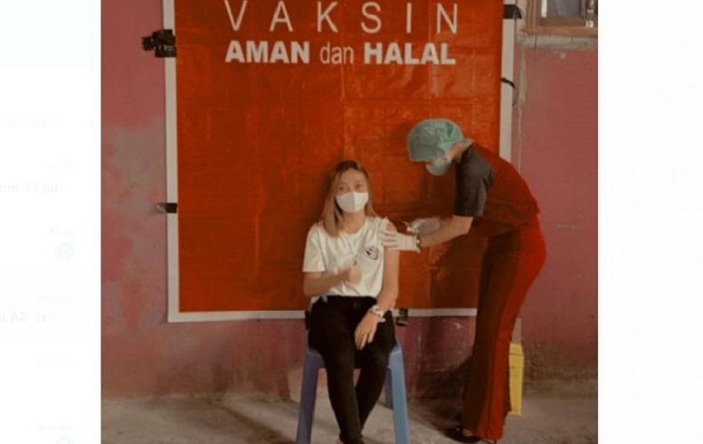 Vaksinasi Dosis Pertama di Sulut Capai 724.875 Orang, Manado Tertinggi Bolmong Terendah
