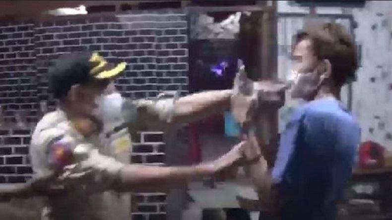 5 Fakta Satpol PP Gowa Pukul Pemilik Kafe, Korban Hamil 9 Bulan Pingsan di Kantor Polisi