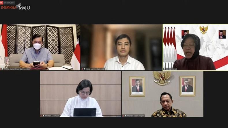 Mensos Risma Ungkapkan Alasan Tertundanya Penyaluran Bansos di Aceh