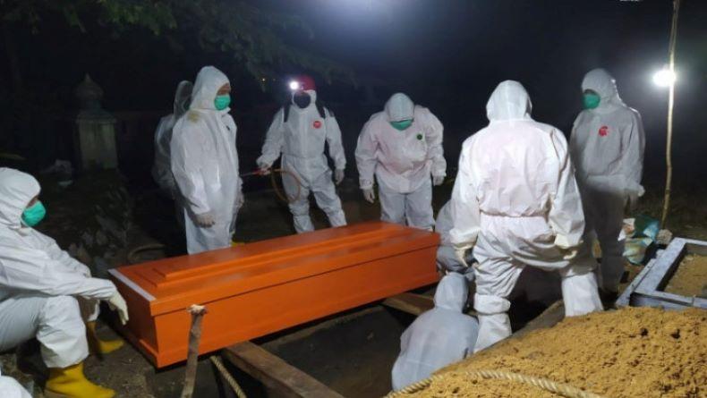1.449 Kasus Kematian Covid-19 Hari Ini, Jawa Tengah Terbanyak