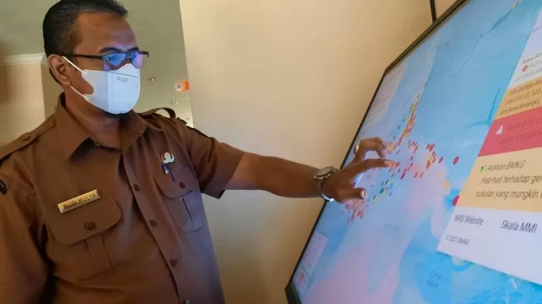 Padang Pariaman Mulai Operasikan Sistem Gempa dan Tsunami Terbaru dari BMKG