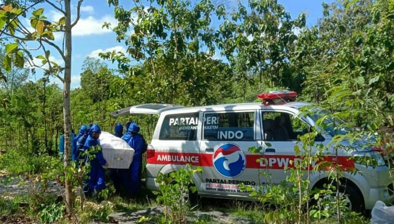 Perindo DIY Kerahkan Ambulans Antar Jemput Pasien Covid-19 dan Bawa Jenazah ke Permakaman