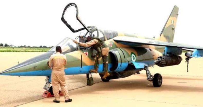 Jet Tempur Berhasil Ditembak Jatuh KKB