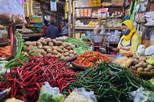 Terdampak Pandemi, 10 Persen Pedagang Pasar di Bekasi Gulung Tikar