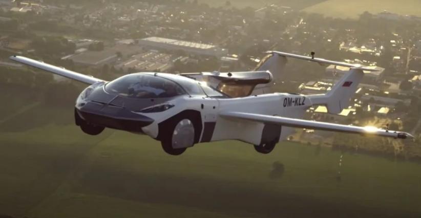 Tertarik Beli Mobil Terbang Siapkan Uang Rp9,4 Miliar, Belum Termasuk Biaya Asuransi, Izin dan Tempat Parkir