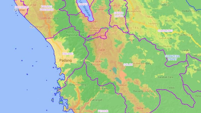 Refleksi BNPB: Gempa M 5,5 Getarkan Solok 3 Tahun Lalu