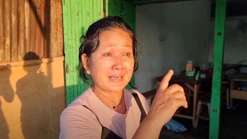 Tangis Pedagang di Medan Pecah, Cerita 20 Tabung Elpiji Dijarah Pelaku Tawuran