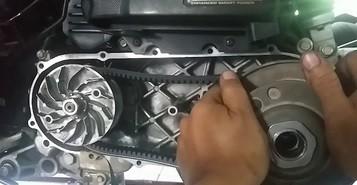 Bingung Suara Motor Matik Berubah Jadi Kasar, Ini Penyebabnya