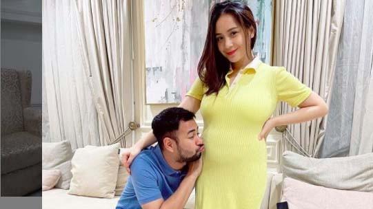 Berat Badan Raffi Ahmad Naik Jadi 74 kg, Nagita Slavina: Ini Hamil Bersama