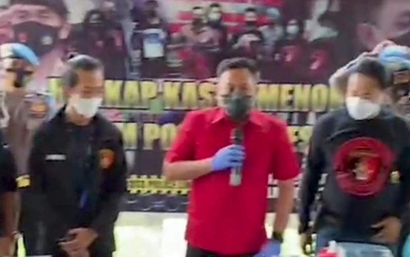Ungkap Kasus Curas di Semarang, Polisi Tangkap 2 Orang dan Buru 2 Pelaku Lainnya