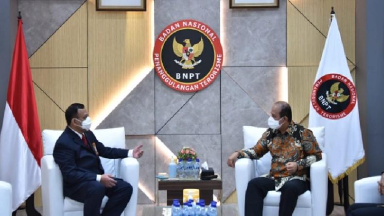 BNPT dan KPK Komitmen Perangi Kejahatan Luar Biasa Melalui Edukasi Masyarakat