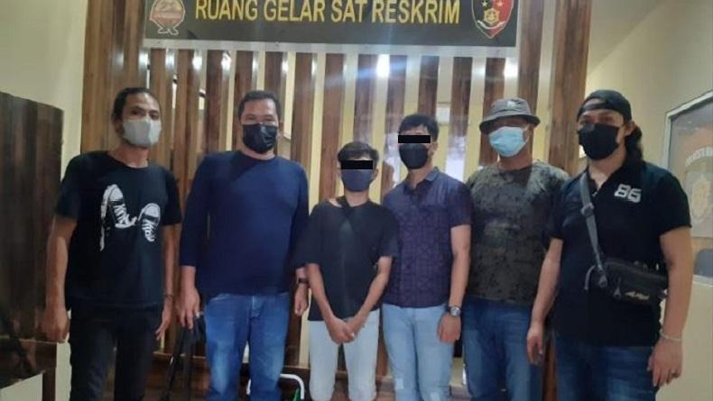 Polresta Manado Tangkap 2 Pelaku Judi TogelDalam Sehari
