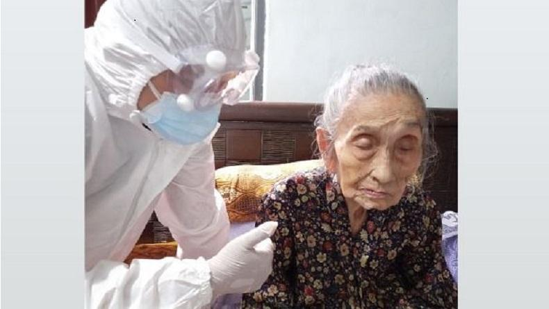 Kisah Perjuangan Nenek 102 Tahun di Banyumas Sembuh dari Covid-19 usai Isoman