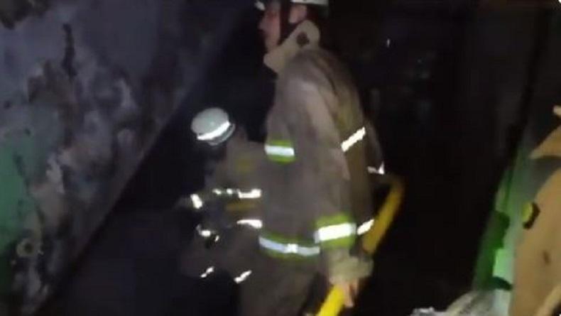 Kebakaran di Gudang SMPN 97 Jakarta, Kerugian Ditaksir Capai Rp50 Juta