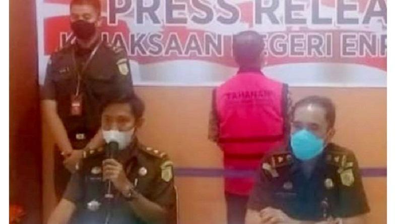 Oknum Kades di Enrekang Jadi Tersangka Kasus Dugaan Korupsi Dana Desa