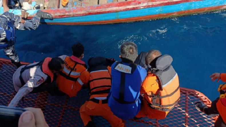 Terjatuh dari Kapal, ABK KM Rezeki Tewas Mengapung Perairan Pulau Putri Tapteng