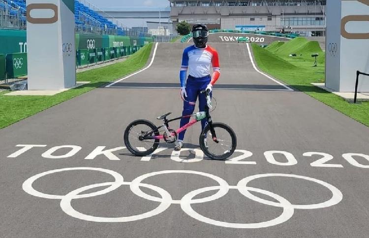 Bikin Bangga! Sepeda Buatan Indonesia Ini Dipakai Atlet BMX Eropa di Olimpiade 2020