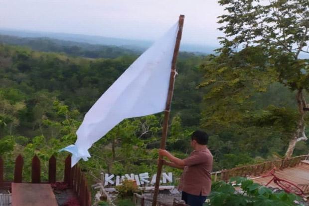Sepi akibat PPKM, Pelaku Wisata Jual Objek wisata Gunung Kuniran