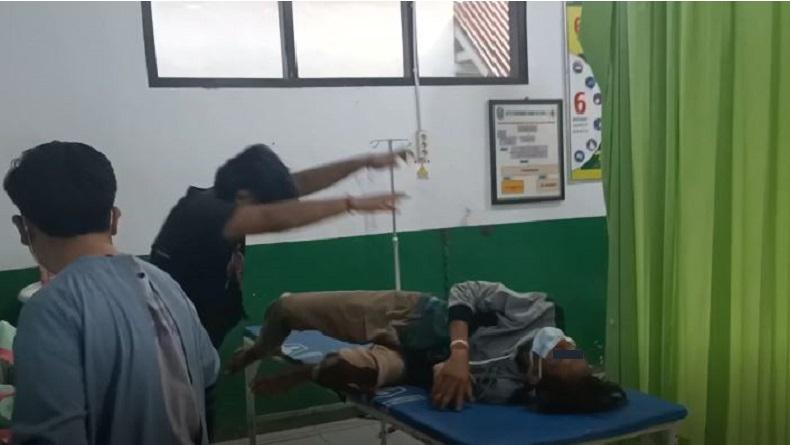 Pembunuh Janda di Tebo Menangis Ditembak Polisi, Pelaku Lebih Dulu Perkosa Korban