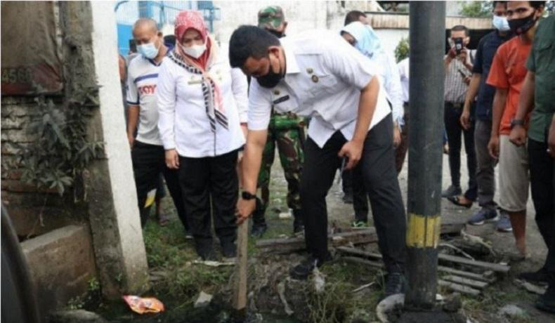 Pemkot Medan Alokasikan Rp1,2 Triliun untuk Perbaikan Drainase Atasi Banjir