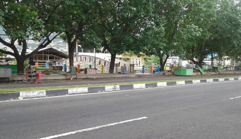 Kampung Kumuh Makassar Timur di Ternate Diubah Jadi Pusat Kuliner