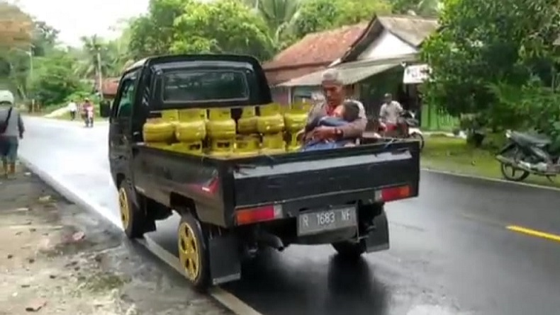 2 Motor Tabrakan di Jalan Raya Banjar-Pangandaran, Satu Tewas