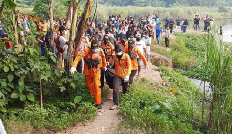 Tenggelam, Remaja Tangerang Ditemukan Tewas di Danau Bekas Galian Pasir