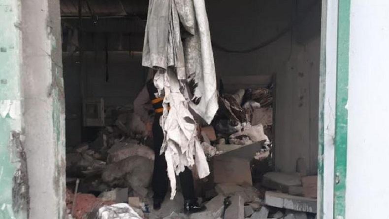 Mesin Boiler Meledak di Sukabumi, 1 Pekerja Tewas dan 2 Kritis