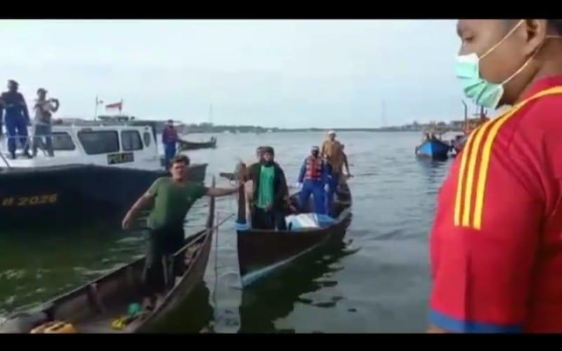 Tangis Pecah di Langkat, Nelayan Pukat Layang Ditemukan Tewas Mengambang di Laut
