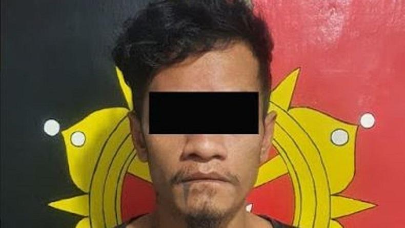Tiga Kali Perkosa Gadis 15 Tahun, Pemuda di Bitung Ditangkap Polisi