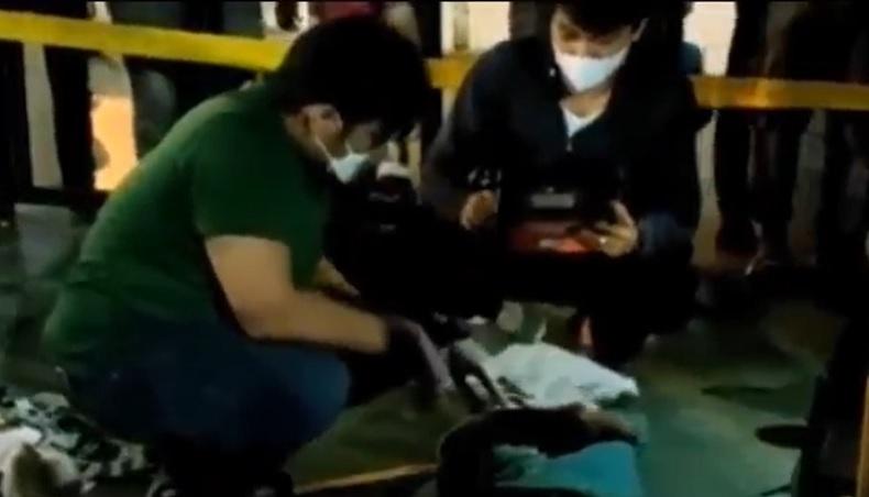 Geger Pria Tanpa Identitas Tewas di Pelataran Masjid Raya Medan