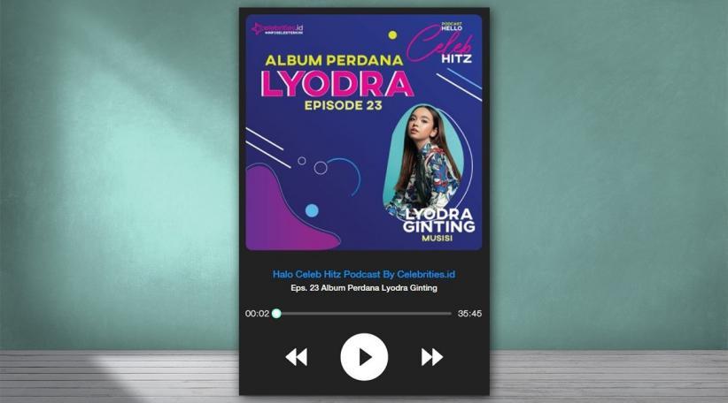 Cerita Lyodra di Balik Single Terbarunya Kalau Bosan