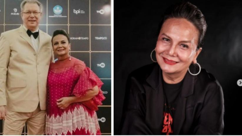 5 Fakta Menarik Christine Hakim, Menikah Bahagia di Usia 50 Tahun dengan Aktor Belanda