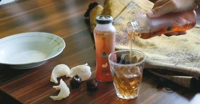 Pilihan Minuman Sehat di Masa Pandemi, Segar Mengandung Sarang Walet