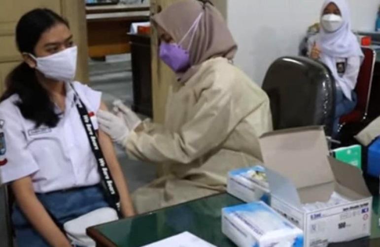 Pelajar di Nunukan Tak Boleh Ikut PTM Sebelum Vaksinasi Covid-19