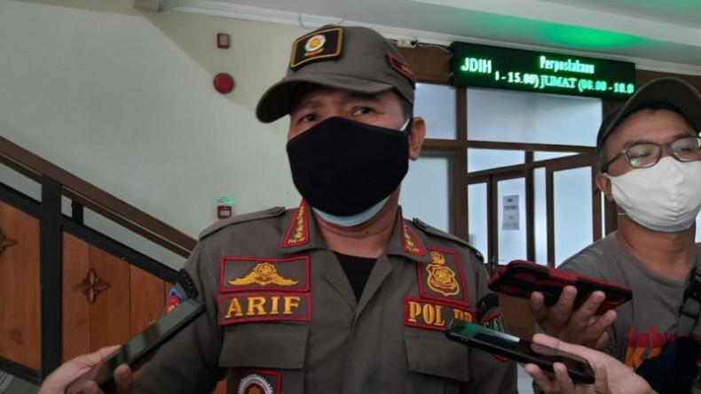Satpol PP Solo Perketat Pengawasan Pusat Perbelanjaan saat Akhir Pekan