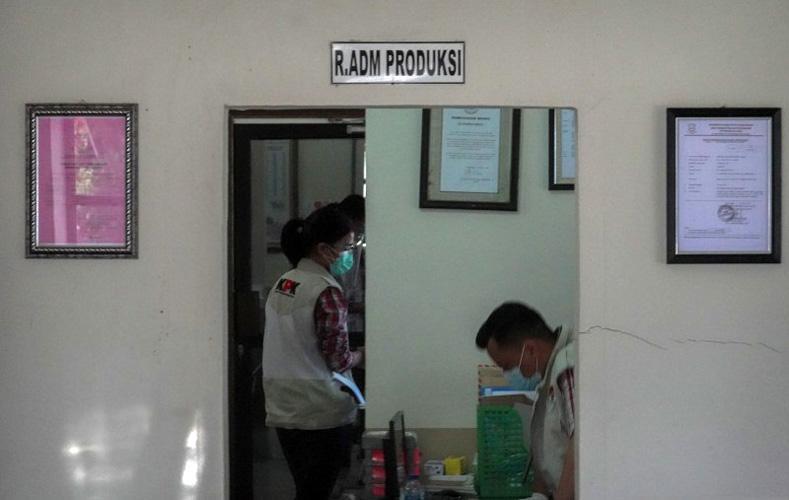 Geledah 2 Lokasi di Purbalingga, KPK Amankan Dokumen dan Barang Elektronik
