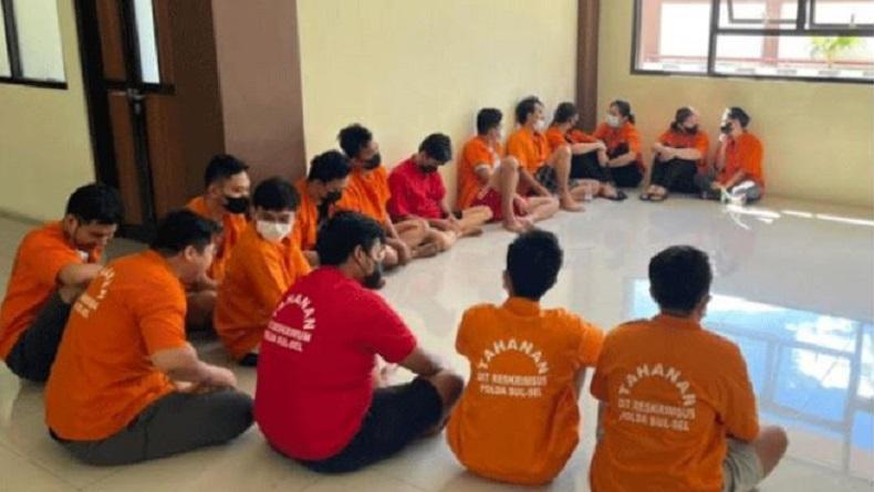 2 Selebgram Cantik Digerebek Judi dalam Hotel di Makassar, 16 Orang Ditangkap