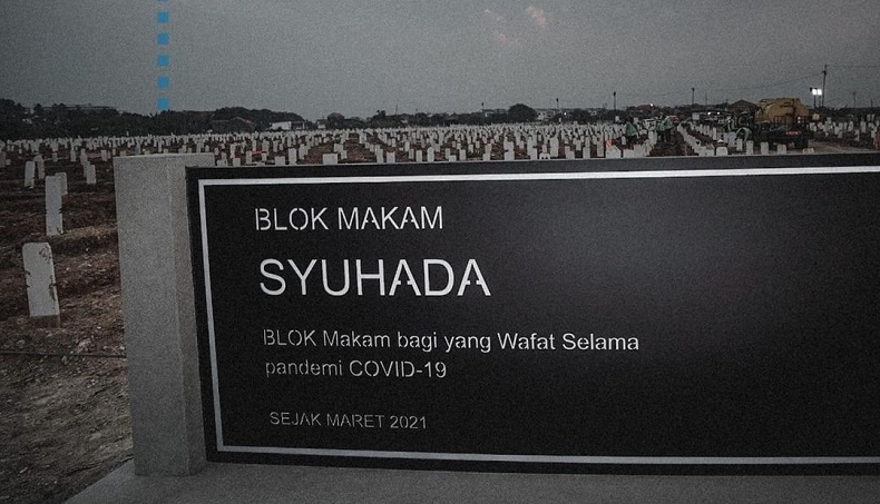 Beri Nama Blok Pemakaman Covid Islam Syuhada, Anies : Pesan Kemuliaan