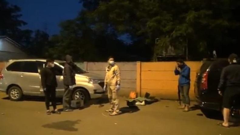 Buron Setahun, Residivis Spesialis Pencuri Truk di Bandung Barat Ditembak Mati