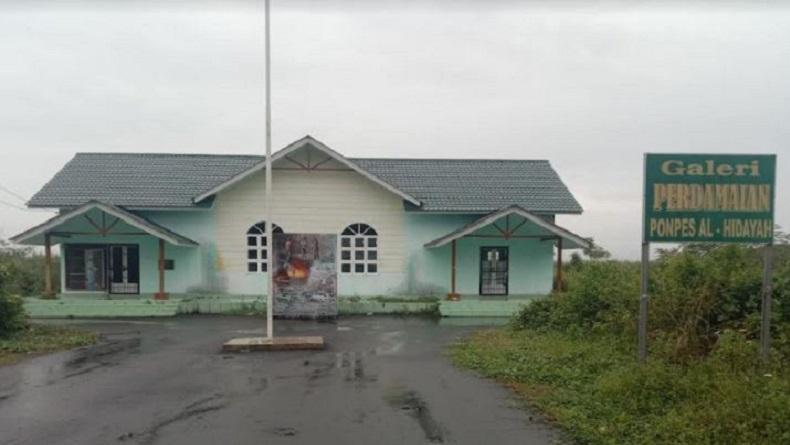Ponpes Binaan BNPT di Deliserdang Dibobol Maling, Barang Elektronik Bantuan Raib Dicuri
