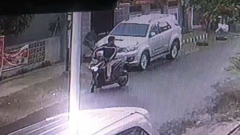 Aksi Pencurian Spion Mobil Marak di Kota Medan