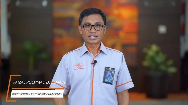 PT Pos Indonesia Pastikan Penyaluran Bansos Tunai Tepat Sasaran Sampai Daerah Terluar