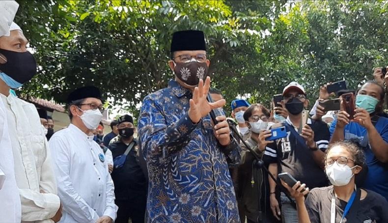 Anies Tak Ajukan Banding Atas Putusan Gugatan Polusi Udara di Jakarta